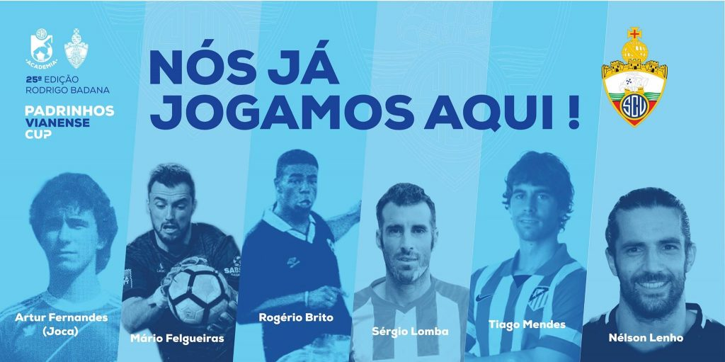 Vianense Cup / 25ª edição Rodrigo Badana