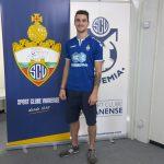 Lucas (ex-Courense) assina pelo SC Vianense