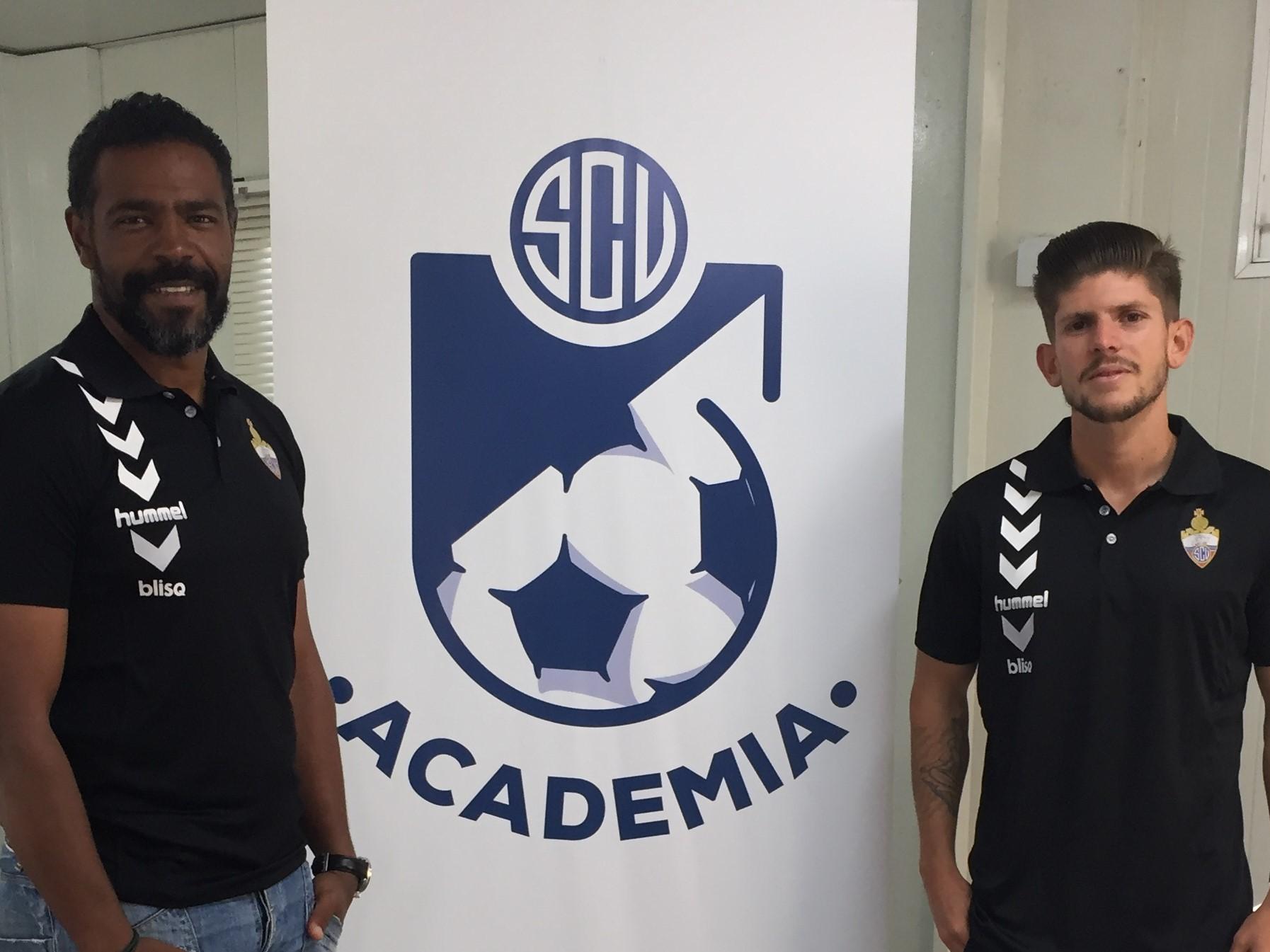 Coordenadores da Academia apresentados