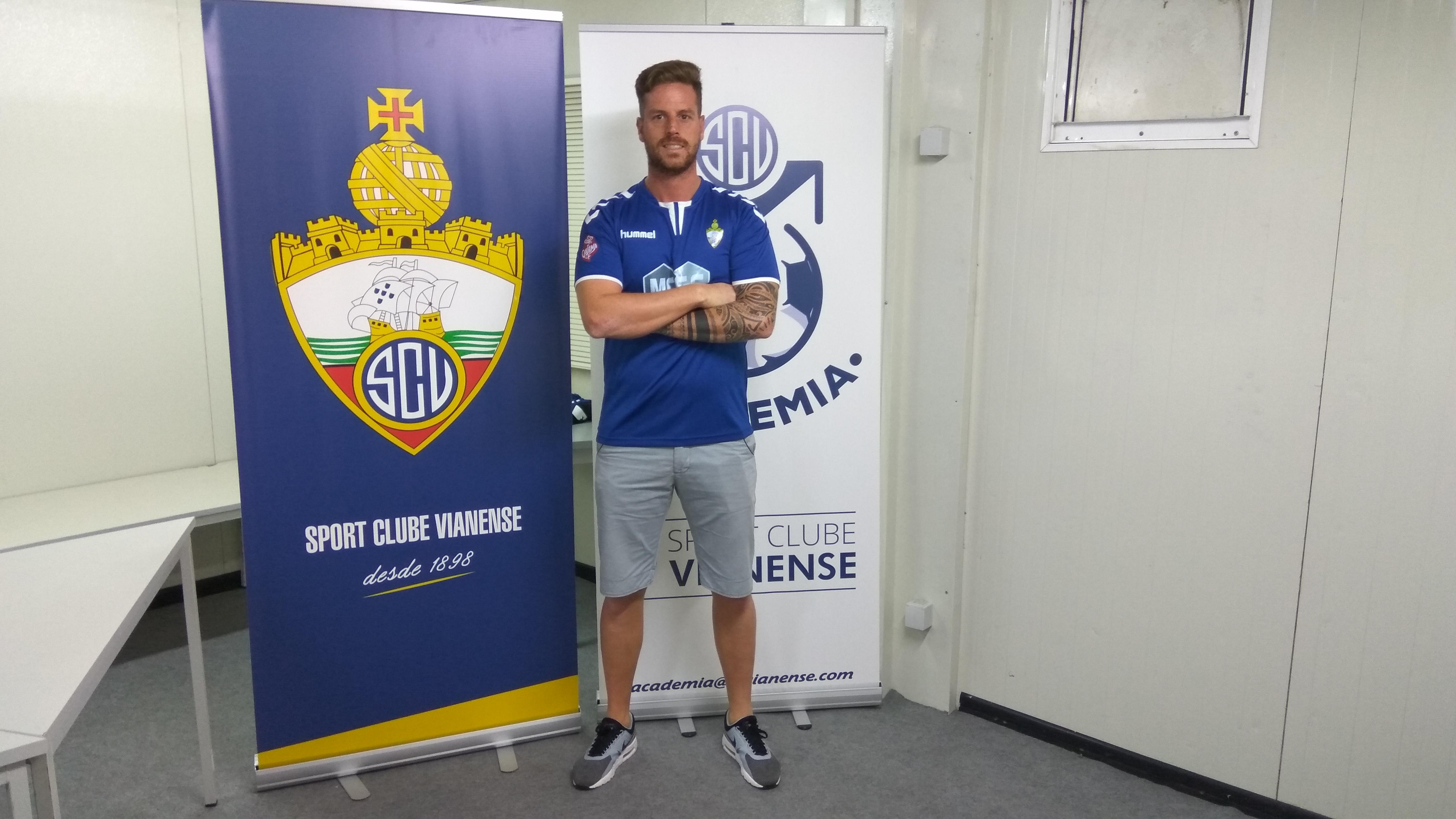 Bertinho (ex-Ponte da Barca) confirmado!
