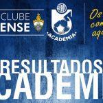Academia: Resultados de 09 e 10 de fevereiro