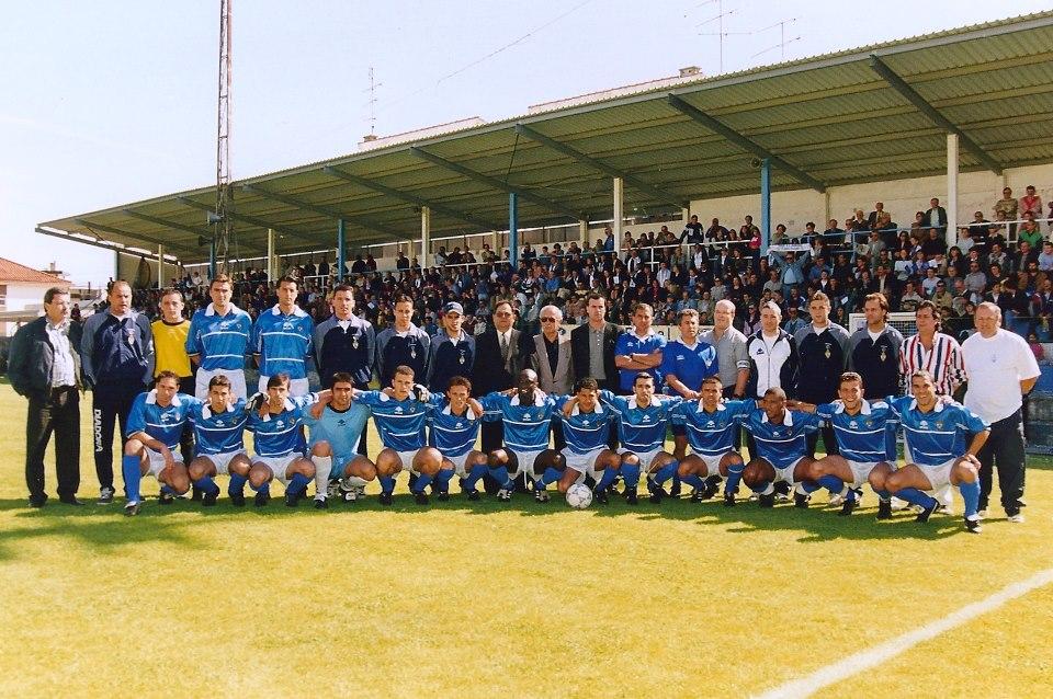4 de Julho de 1999: SC Vianense sagra-se Campeão Nacional da III Divisão!