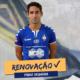 Fábio Sequeira renova!