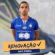 Ruca Sobral renovou com o SC Vianense!
