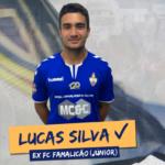 Lucas Silva regressa e vai fazer a pré-época com a equipa priincipal!