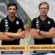 U13: Equipa técnica constituída por Marco Miranda e Márcio Gonçalves!