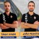 U16: Tiago Sousa e João Peixoto são os timoneiros!