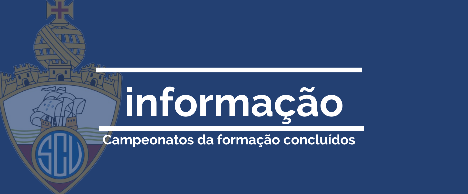 FPF conclui competições nacionais dos escalões de formação!