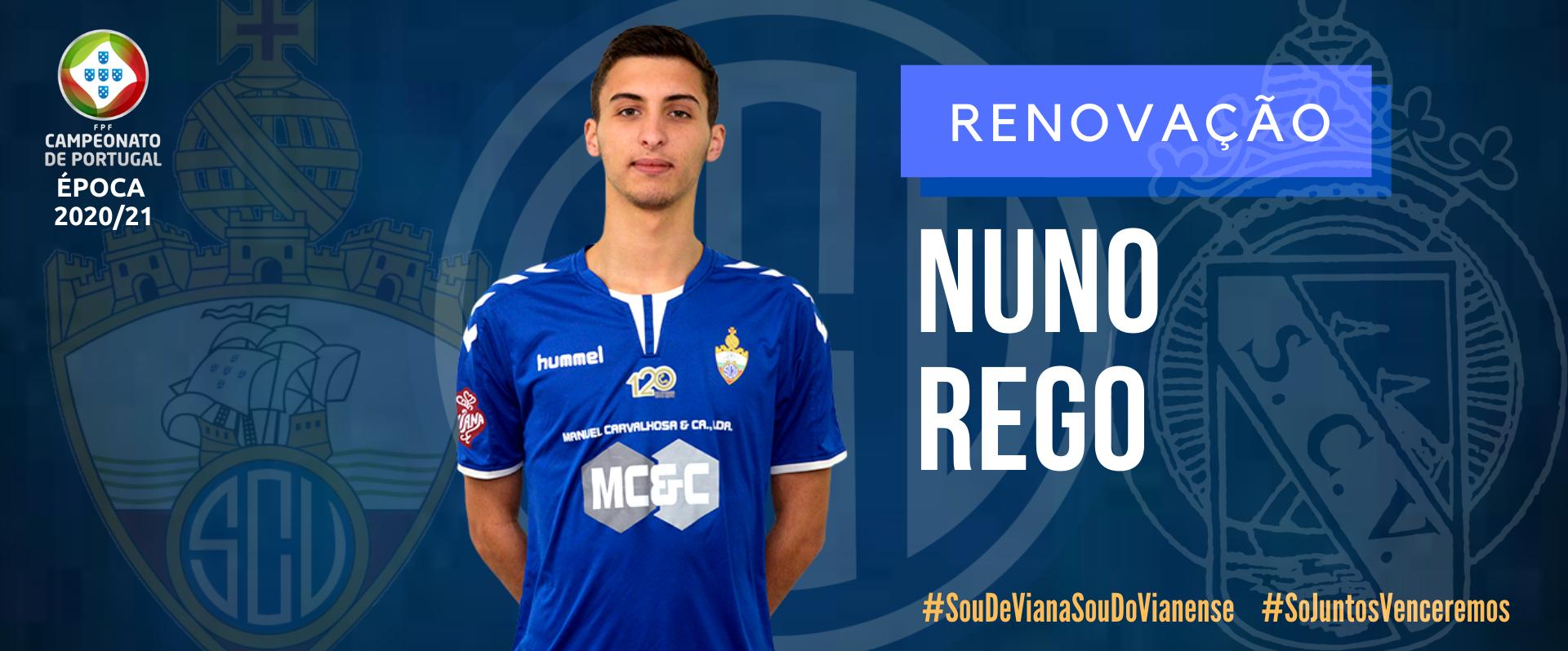 Nuno Rego no Campeonato de Portugal com o SC Vianense!