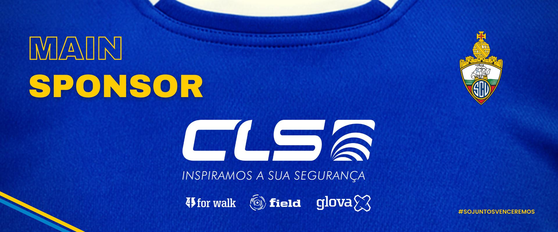 CLS Brands, Lda é o novo Main Sponsor do SC Vianense!