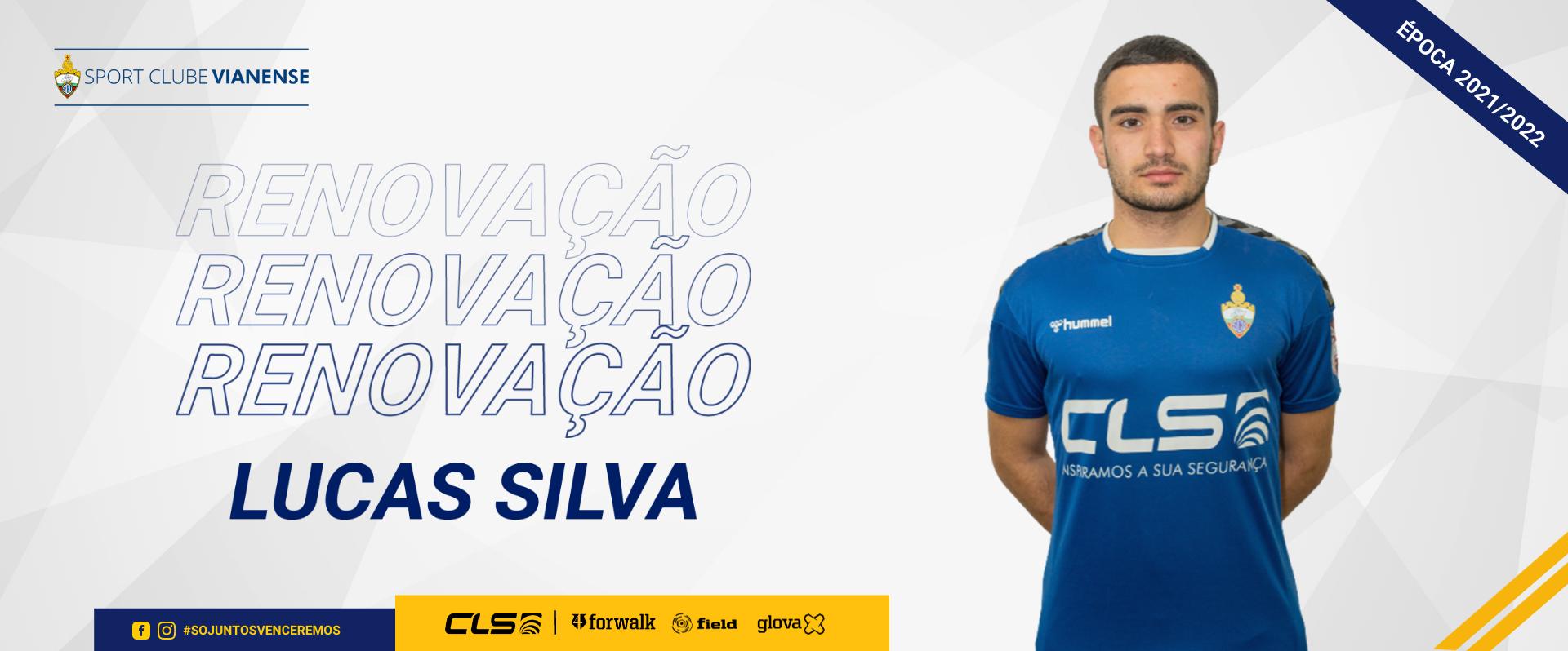 Lucas Silva vai continuar no Vianense